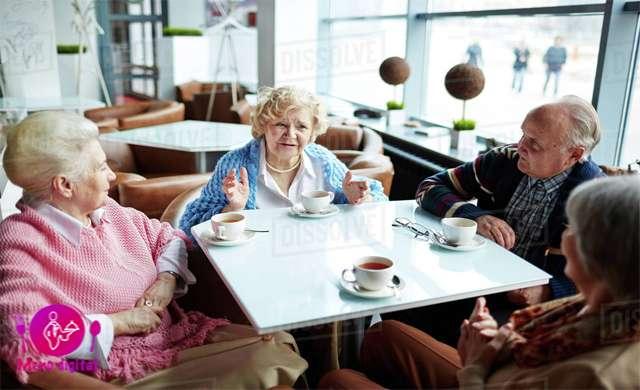 چرا نوشیدن قهوه می تواند یک انتخاب سالم برای سالمندان باشد؟