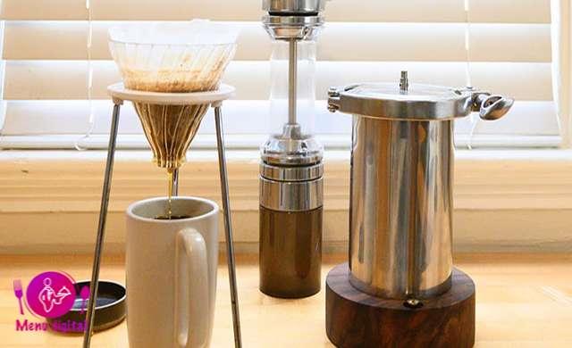 نکات پر از خلاقیت ذخیره سازی قهوه