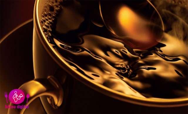 قهوه تحت عنوان طلای مایع به چه معناست