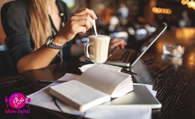 یادگیری نحوه تنظیم صحیح پاداش به مشتریان در کافی شاپ