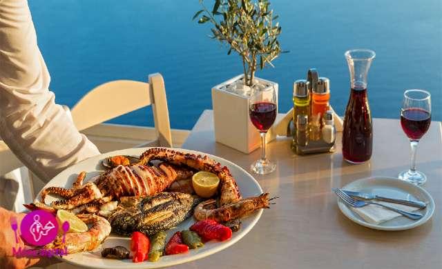 غذاهای دریایی در حکم مراقبت از سلامت عاطفی