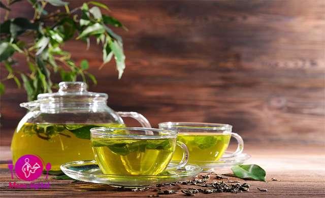 ارزش افزایش عملکرد بدنی با نوشیدن چای سبز