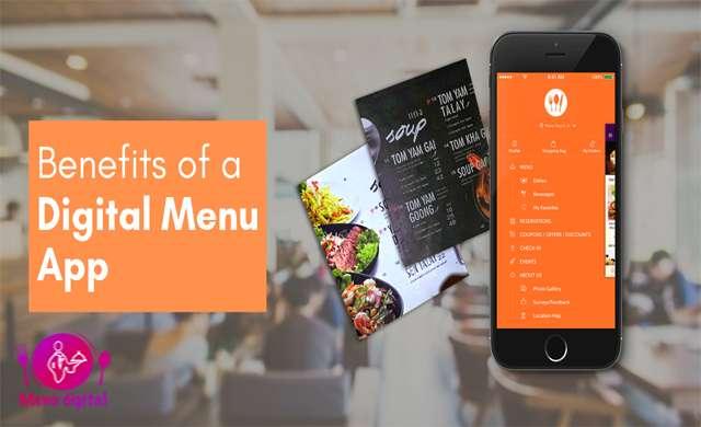 وعده نهایی ارزش افزوده فناوری منو دیجیتال در رستوران ها