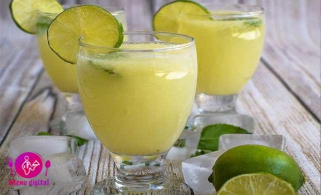 تنها راه بهره مندی بدن شما از آب لیمو