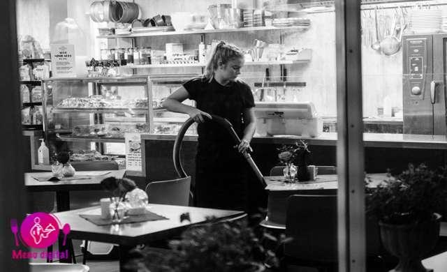 چالش بازبینی نظافت در دوران بازگشایی رستوران
