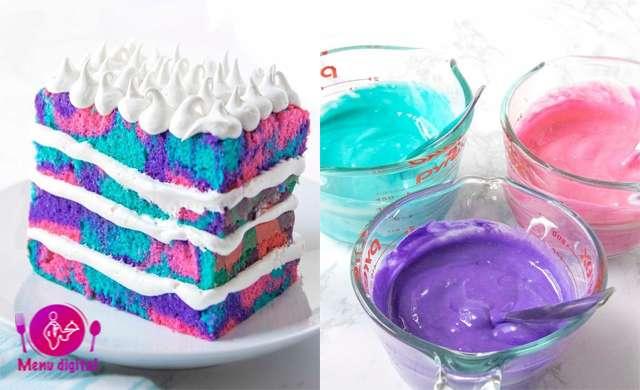 تسلط بر تهیه الگوی با مهارت کیک فراستینگ