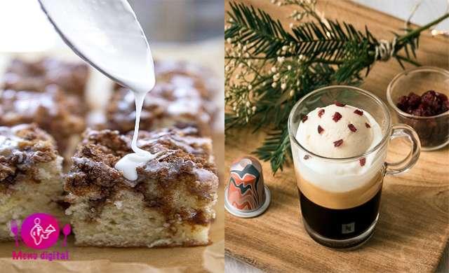 شرح دستور کیک قهوه مرطوب به یادماندنی