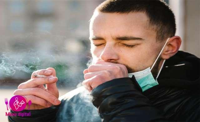 درونمایه اثرگذار ارتباط سیگار با کرونا