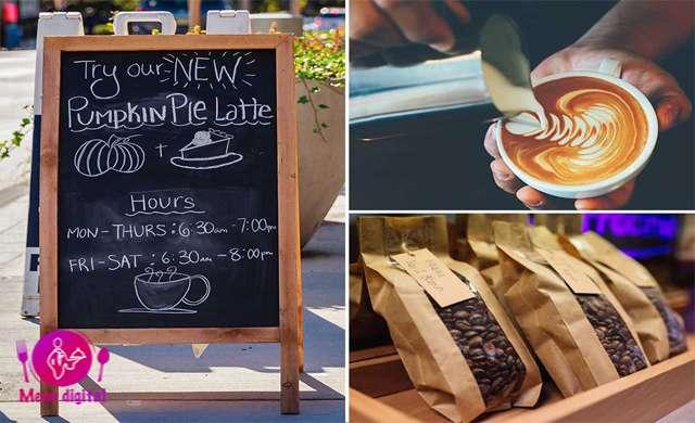 گزینش عاقلانه در افتتاح کافی شاپ