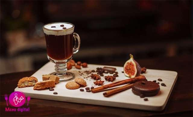 خوراکی های نافع  در کافه