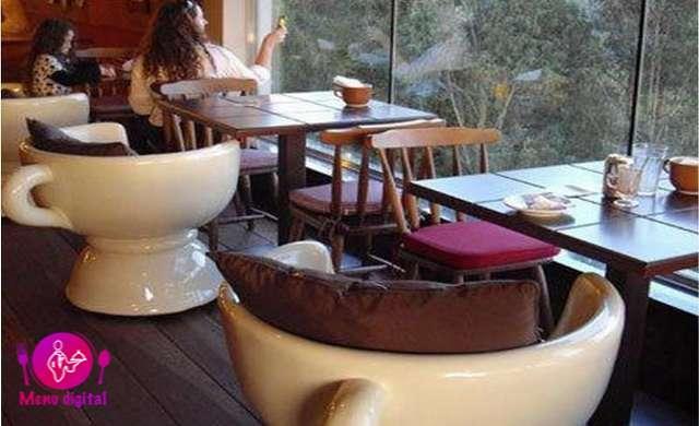 مهارت خلاقیت برجسته در کافه