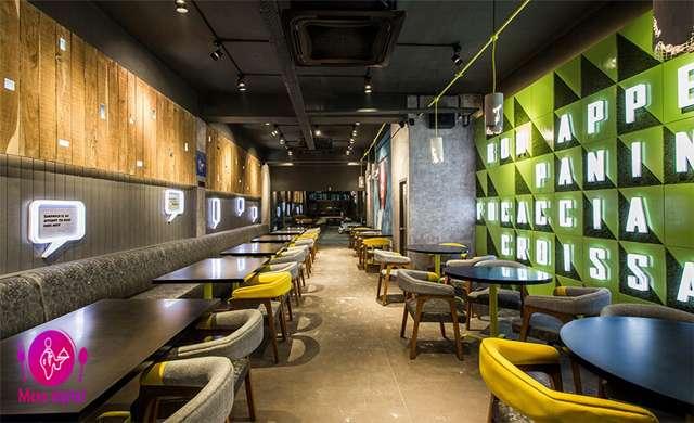 مراحل ایجاد رستوران فست فود
