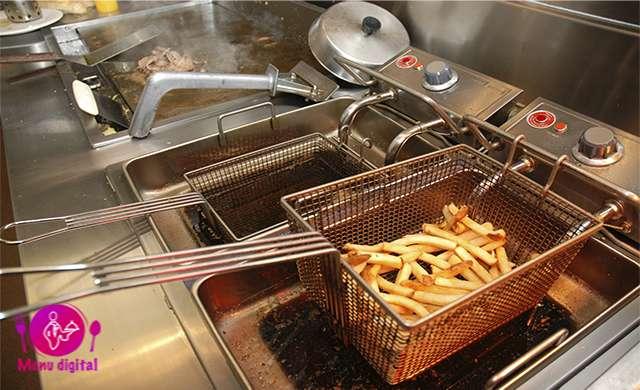 تجهیزات مورد نیاز برای افتتاح رستوران فست فود