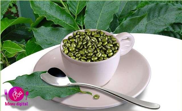 مکمل رژیم غذایی محدود کننده انرژی با نشانگرهای زیستی قهوه سبز