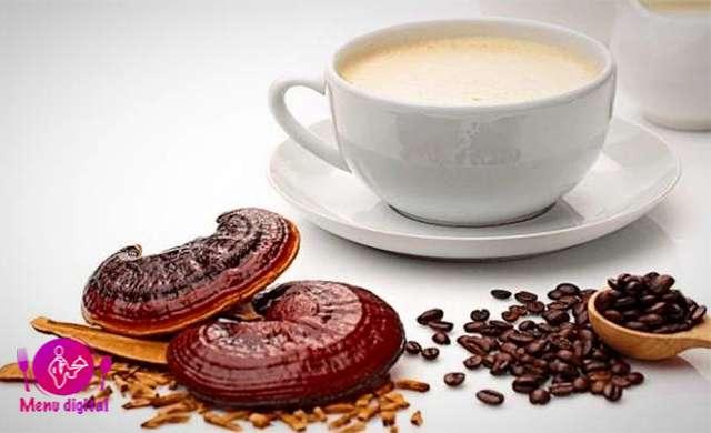 فواید شگرف قهوه گانودرما