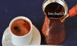 آموزش درست کردن قهوه ترک